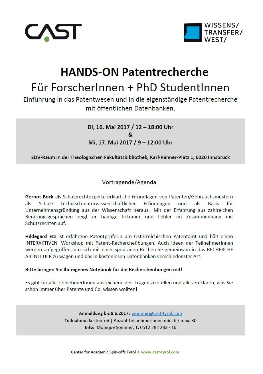 Vortrag_Patentrecherche