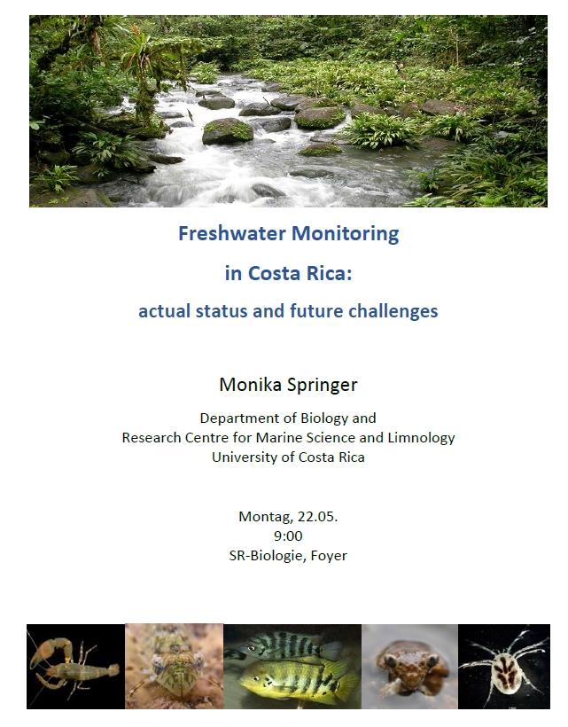 freshwater monitoring