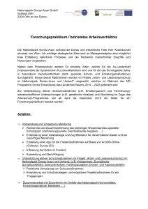 2018 02 23 Aushang Forschungspraktikum Artenschutz_2018