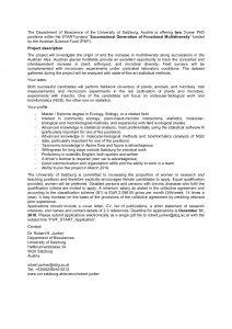 JPEG Job announcement_Salzburg_PhD_FWF_START