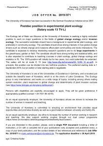 JPEG 2019-071 Postdoc-Position-Kleunen-engl. lang